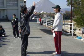 筑紫高校ソフトテニス部「2010年第5回OB・OG会」